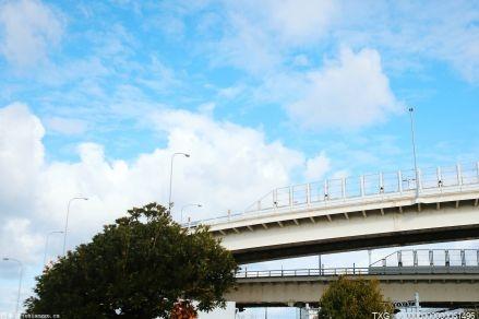 确保企业安全有序复工复产 扬州壁虎河应急钢便桥通车